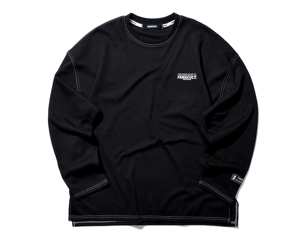 FANACULT LONG SLEEVE-BLACK